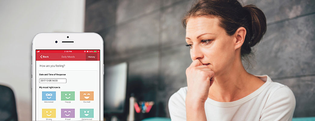 Manage your Stress with the My MedicAlert app