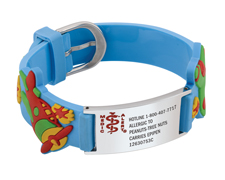 Kiddo Bracelet - Blue