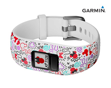Garmin vívofit® Jr2 Minnie Mouse - White