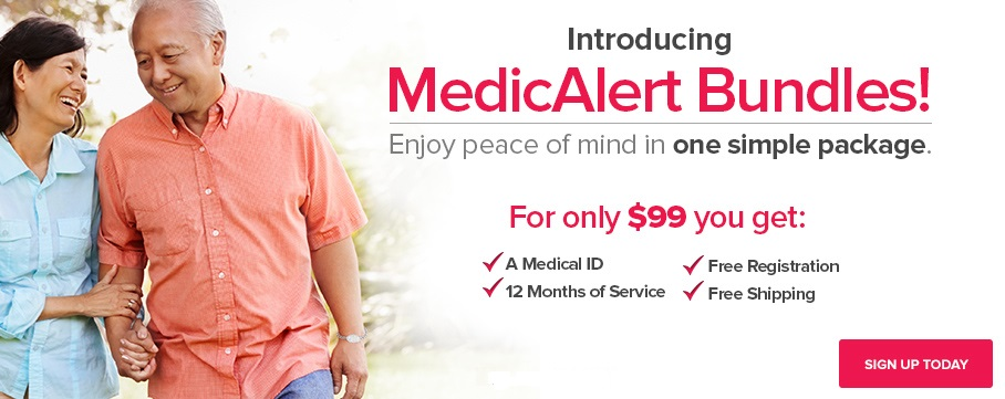 MedicAlert Foundation provides a range of styles for men, women and children, so that you feel comfortable and confident while knowing you're medical history is recognizable if .